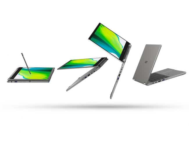 Le Spin 3 © Acer