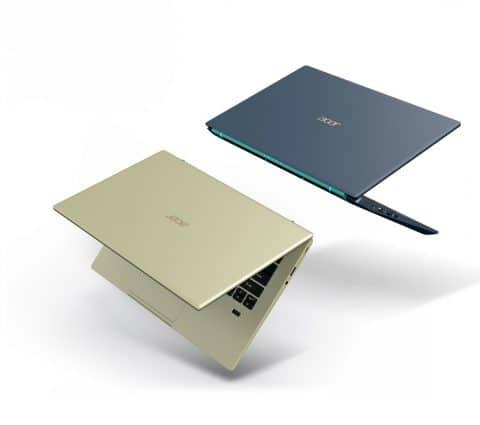 Swift 3X, Spin et Aspire : Acer dévoile ses nouveaux ordinateurs portables
