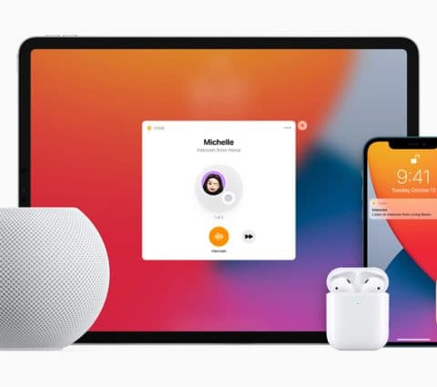 Le HomePod Mini d'Apple cache un composant secret