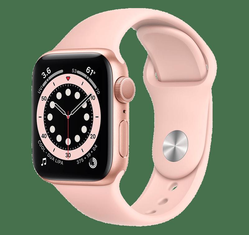 test Apple Watch Series 6