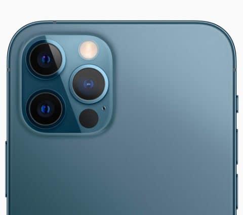 Apple proposerait un zoom périscopique sur les iPhone 2022