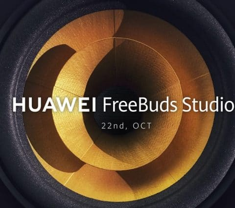 Huawei FreeBuds Studio : un casque pour accompagner la série Mate 40