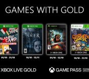 Xbox Games with Gold octobre 2020