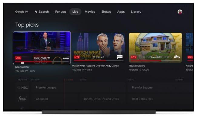 Google Chromecast 2020