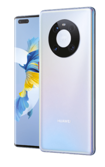 test Huawei Mate 40 Pro