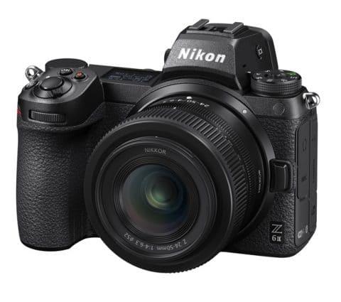 Nikon Z6 II et Z7 II : la nouvelle génération d'hybrides plein format est là