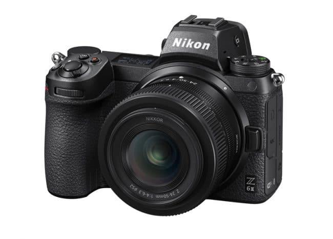 Le Nikon Z6 II © Nikon
