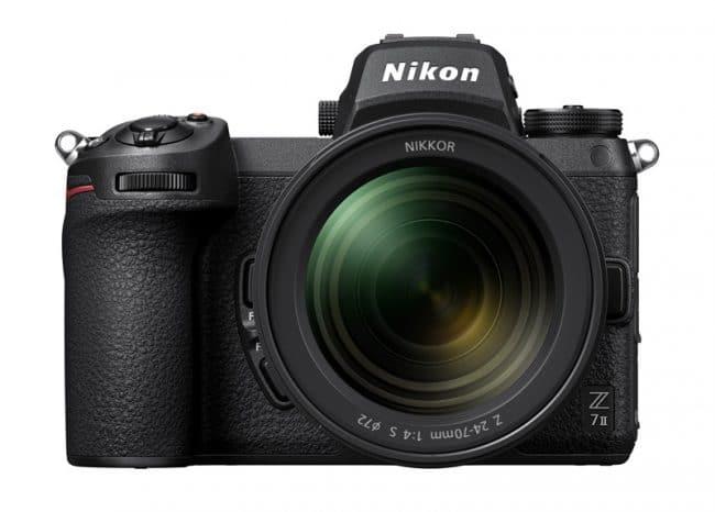 Le Nikon Z7 II © Nikon