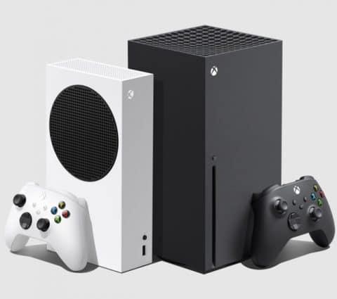 Xbox Series X/S : 31 jeux seront optimisés au lancement des consoles