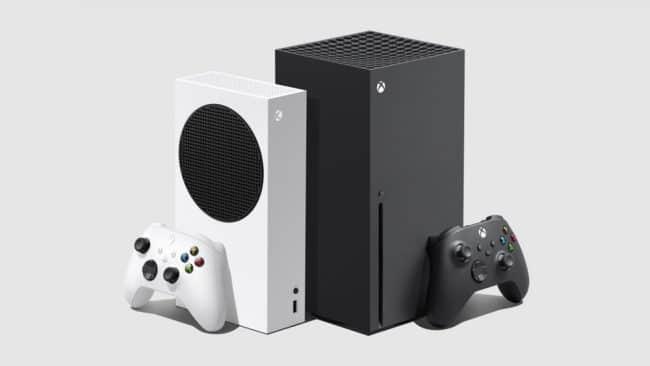 Xbox Series S et Xbox Series X