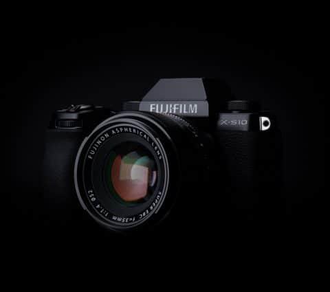 Fujifilm X-S10 : un hybride ultra compact avec stabilisation