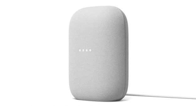 Bon plan – Deux enceintes connectées Google Nest Audio pour 150 €