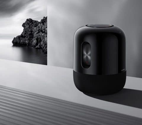 Huawei Sound : une version «mini» de la Sound X, toujours conçue avec Devialet
