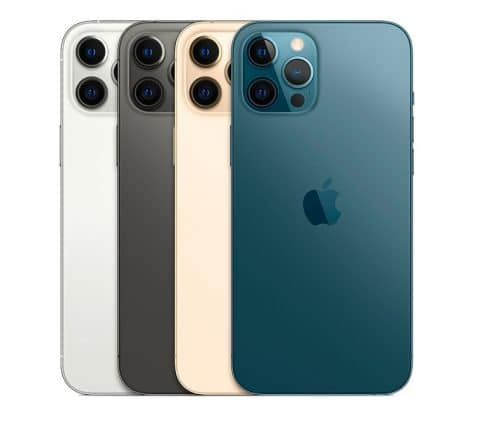 Apple iPhone 12 Pro et iPhone 12 Pro Max : de la 5G, un scanner LiDAR et de la vidéo HDR