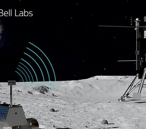 La NASA a choisi Nokia pour déployer la 4G sur la Lune