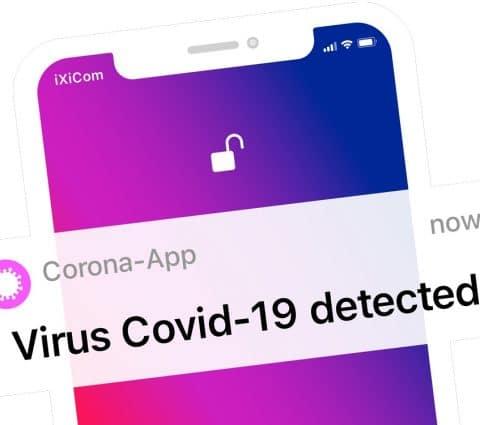 Covid-19 : le coronavirus survivrait 28 jours sur un écran de smartphone