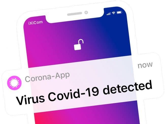 smartphones covid-19