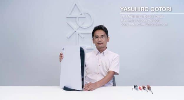Sony: laPlayStation 5dévoile ses entrailles en vidéo