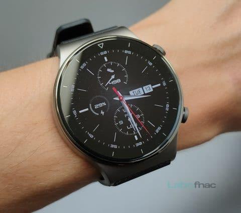 Les montres connectées de Huawei s'ouvrent aux applications tierces