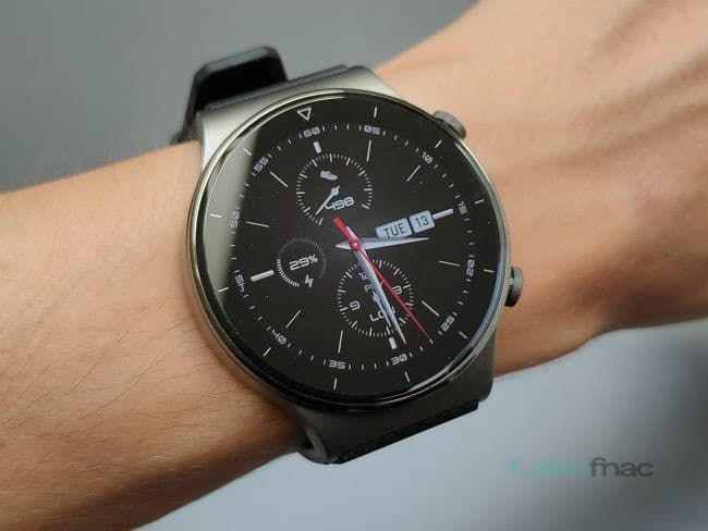 La Watch GT 2 Pro © LaboFnac