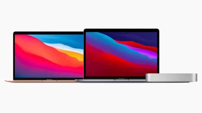 Produits Apple M1