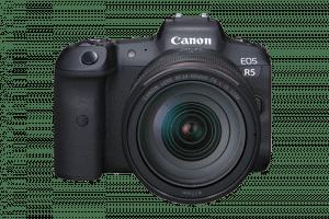 Test Labo du Canon EOS R5 (RF 24-105 mm) : l'hybride capable de filmer en 8K à l'essai