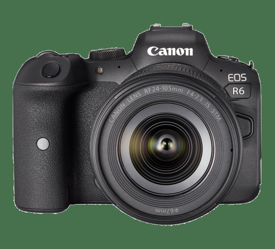 test Canon EOS R6