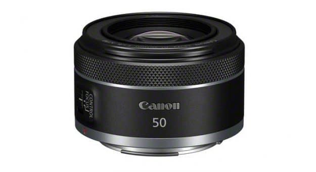 Canon RF 50mm