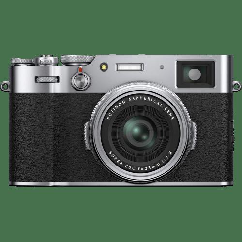 test Fujifilm X100V
