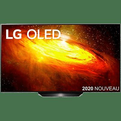 Test Labo du LG OLED55BX6LA : pour les téléspectateurs exigeants