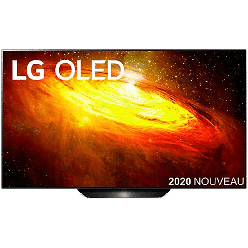 test LG OLED55BX6LA