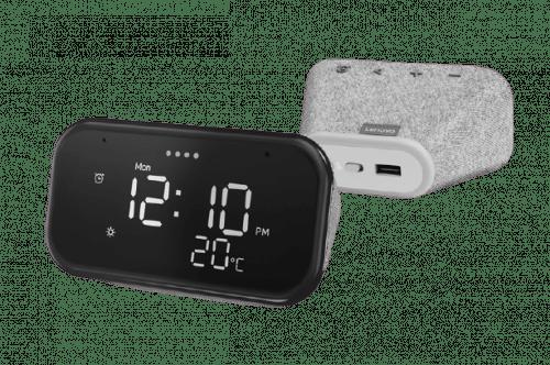 Prise en main du Lenovo Smart Clock Essential : minimaliste, mais pratique
