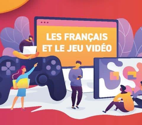 Jeux vidéo : en France, on compte 36 millions de joueuses et de joueurs