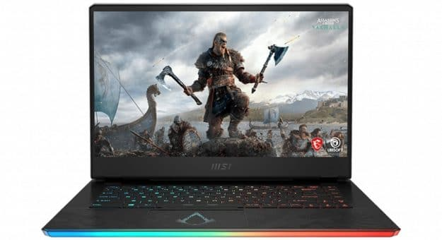 MSI GE66 Raider Valhalla : un PC gaming aux couleurs d'Assassin's Creed Valhalla en exclusivité chez Fnac Darty