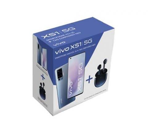 Bon plan – Le Vivo X51 5G + écouteurs TWS Neo à 799 € (699 € adhérents Fnac)