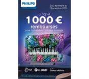 Bon plan – Philips rembourse jusqu'à 1000 euros pour l'achat d'un TV Ambilight (MàJ)