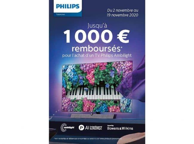 Philips TV ODR novembre 2020