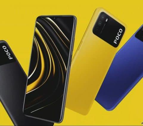 Poco M3 : une grosse batterie, un grand écran et un (tout) petit prix