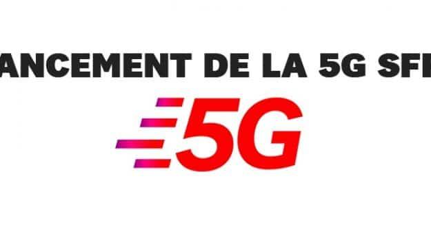 SFR donne le coup d'envoi de la 5G à Nice et dévoile ses offres mobiles