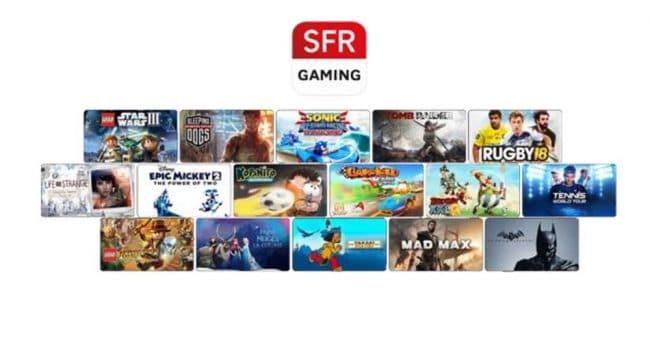 SFR Gaming
