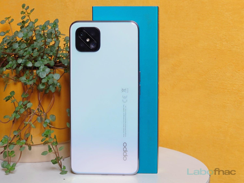 Test Labo de l'Oppo Reno4 Z 5G : que vaut ce smartphone abordable à écran 120 Hz ?