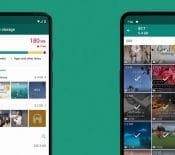 WhatsApp gagne un outil pour libérer de l'espace de stockage… et prépare l'arrivée des messages éphémères