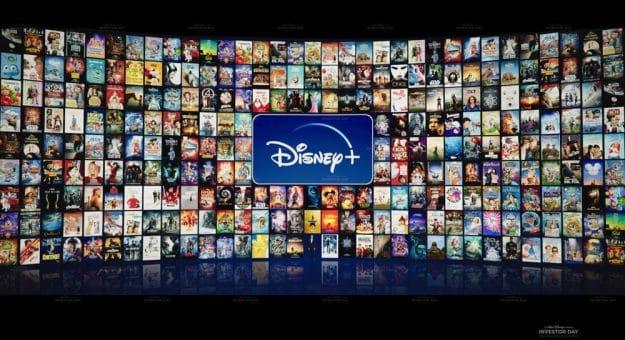 Disney pourrait boycotter lessalles decinéma français pourprivilégier Disney+
