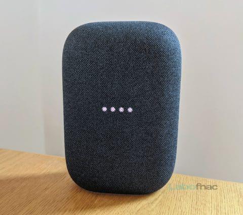 Apple Music est disponible sur les enceintes avec Google Assistant