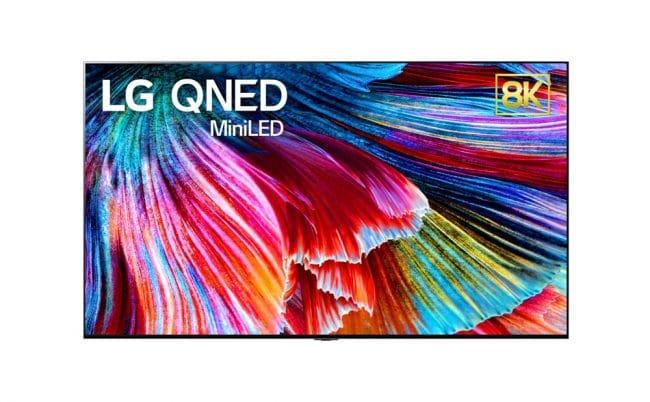 LG QNED Mini LED