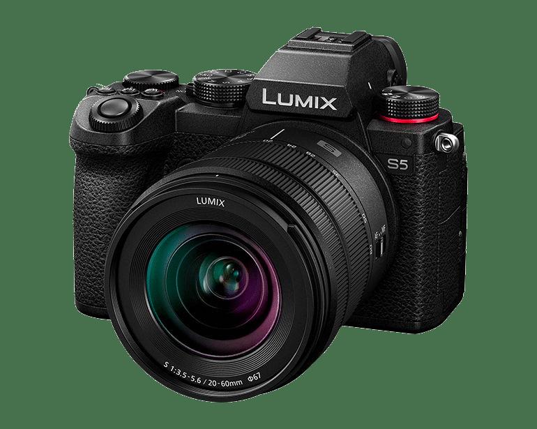 test Panasonic Lumix S5