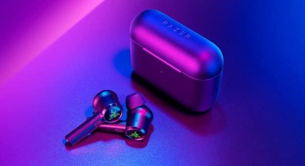 Hammerhead True Wireless Pro : Razer dévoile des écouteurs à réduction de bruit active