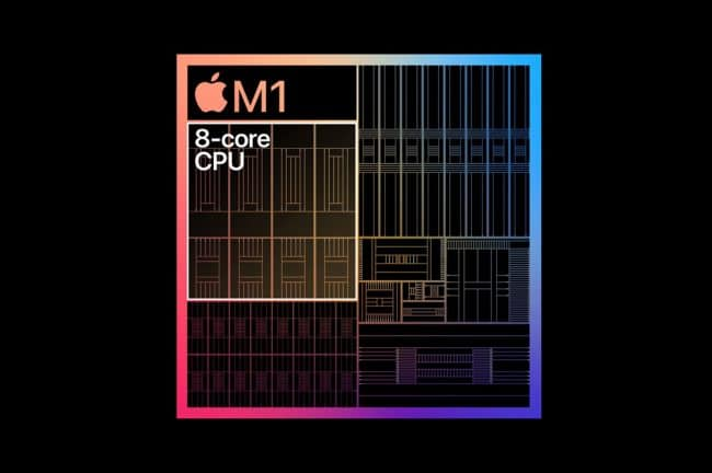 La puce M1 ouvre la voie à une nouvelle ère chez Apple © Apple
