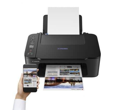 Pixma TS3450 : Canon lance une nouvelle imprimante multifonction abordable
