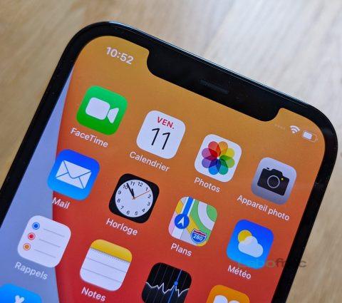 Le prochain iPhone embarquerait un écran 120 Hz avec fonction always-on